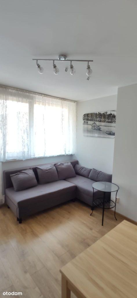 Dwupokojowe mieszkanie przy Parku Kościuszki