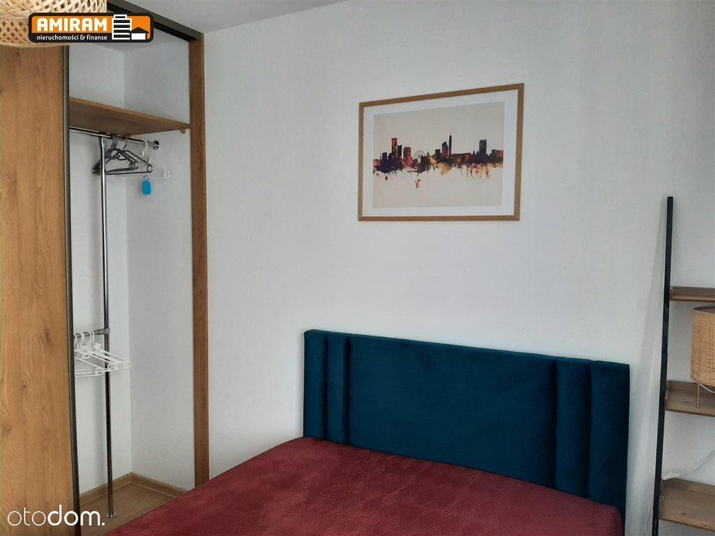 Fredry, 2 pokoje, balkon, miejsce garażowe