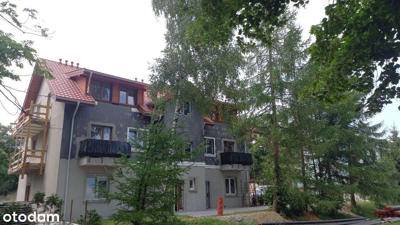 Mieszkania w parku w Olecku