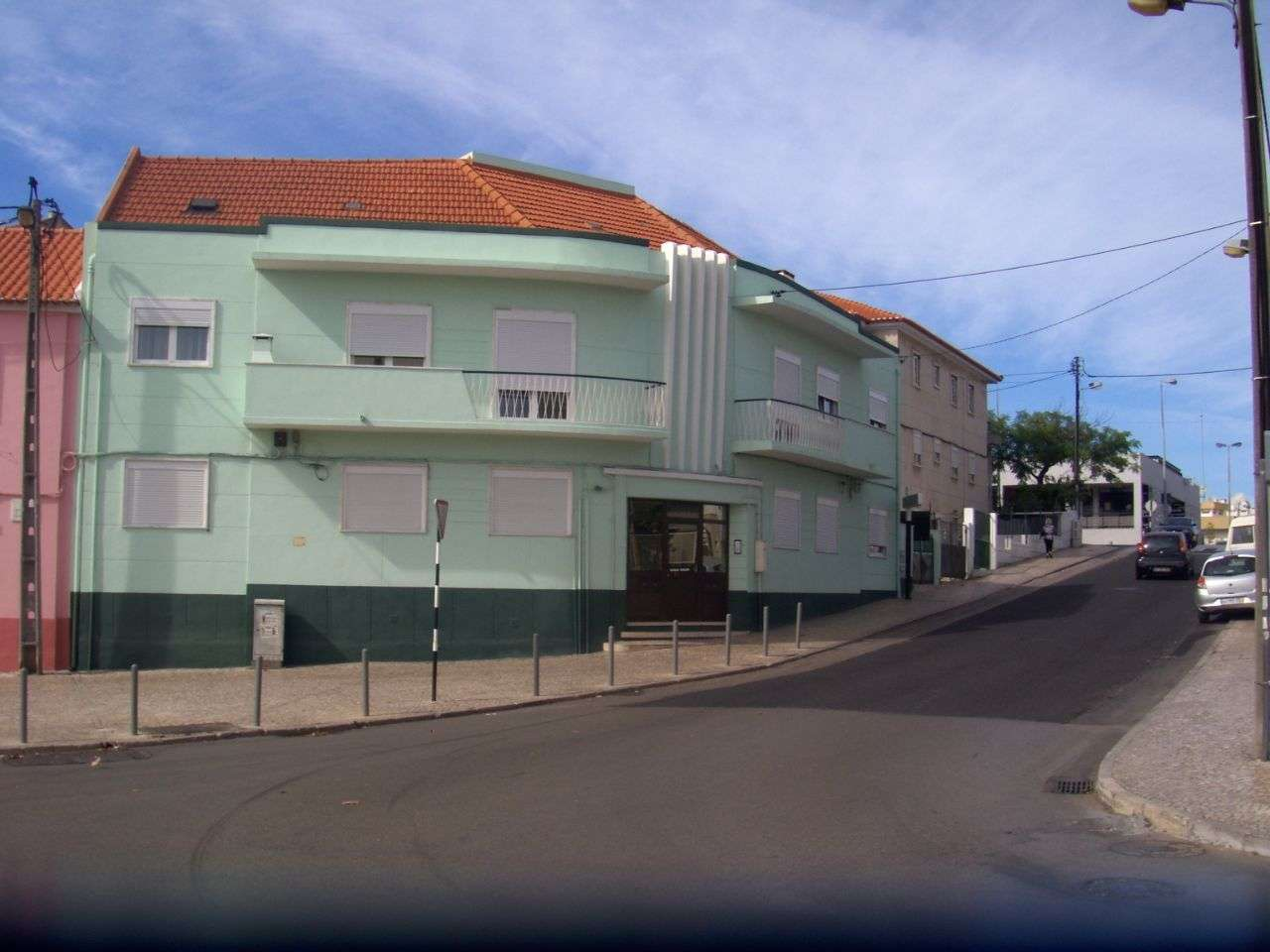 Quarto para arrendar, Rua João Villaret, Laranjeiro e Feijó - Foto 1