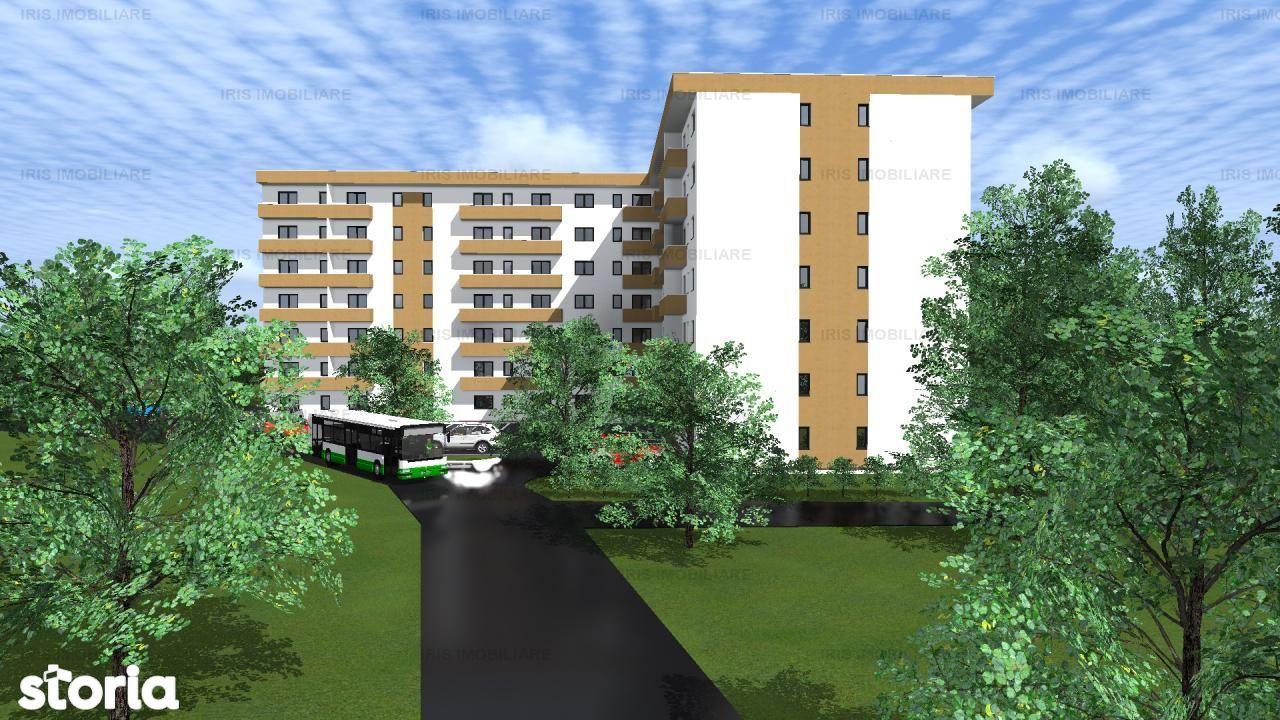 55000e! Apartament 3 camere, decomandat, lift,bucataria separata
