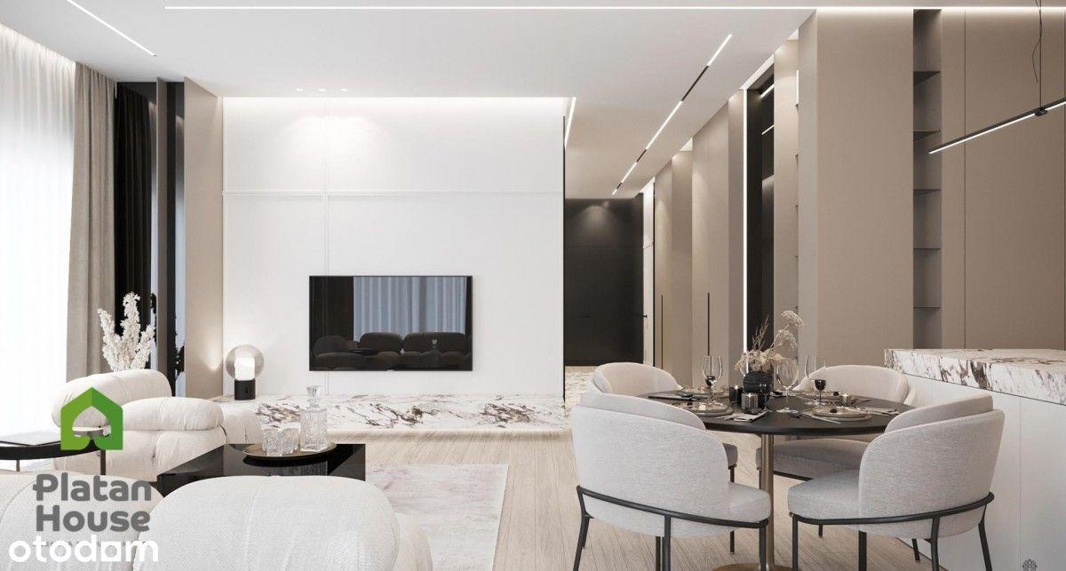 4 pokojowy Apartament 110 m2 tuż przy Metrze !