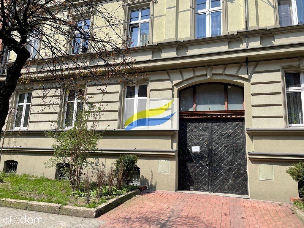 Ciekawe mieszkanie w Śródmieściu Gliwic