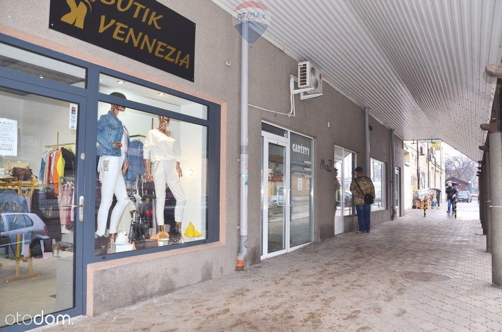 Lokal handlowo/usługowy w centrum Zgierza wynajem