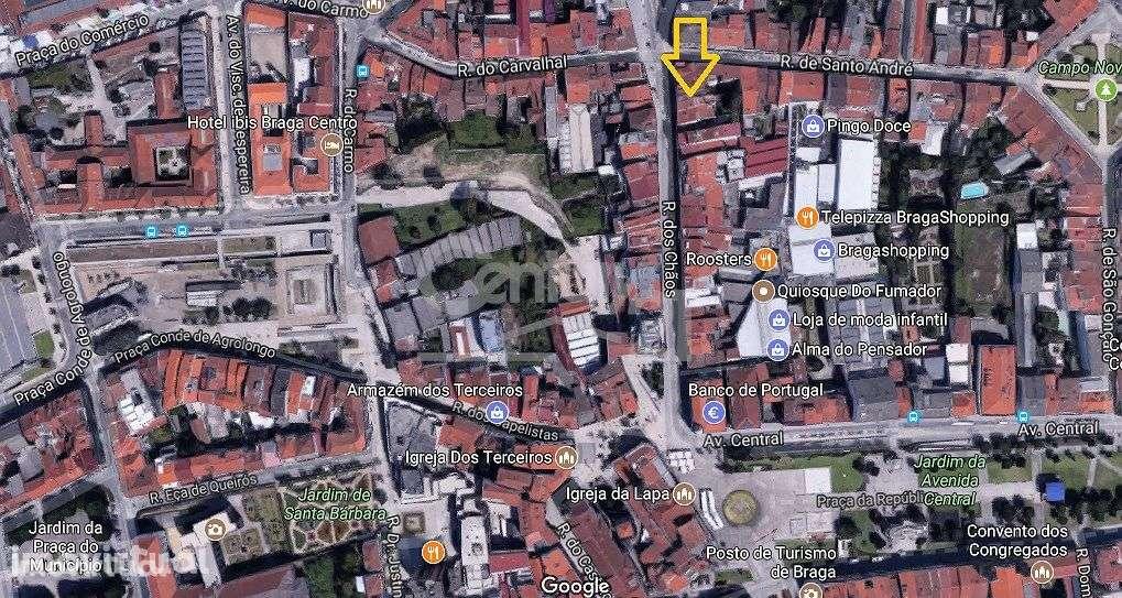 Apartamento para arrendar, Braga (São José de São Lázaro e São João do Souto), Braga - Foto 1
