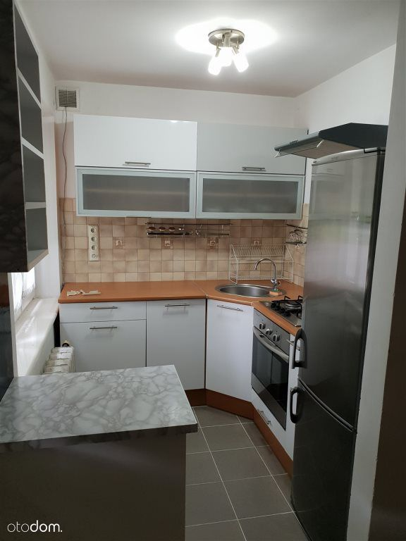Mieszkanie, 44 m², Ruda Śląska