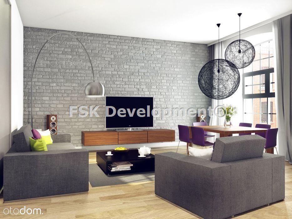 Mieszkanie, 64 m², Łódź