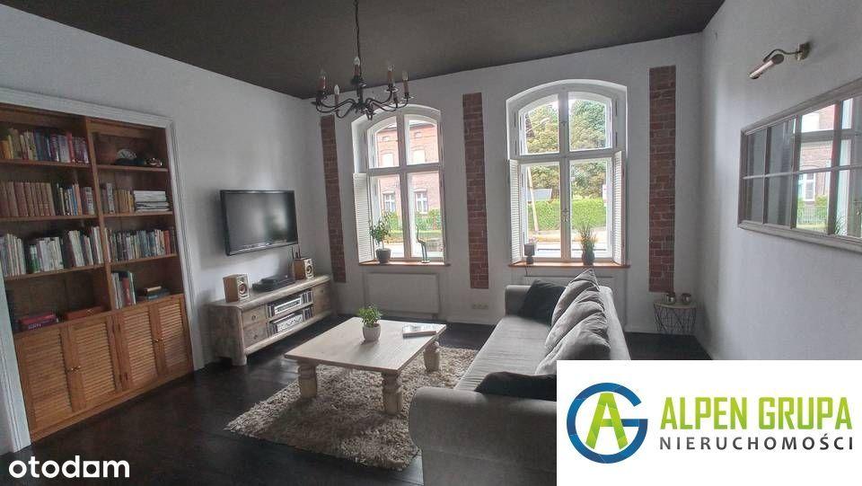 Piękne mieszkanie 2-pokojowe 51m2 kamienica Pniewy