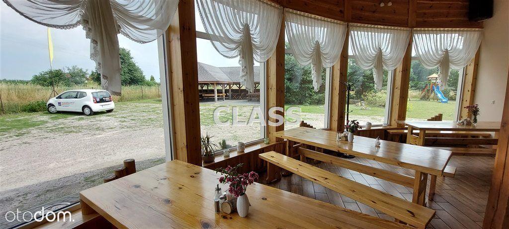 Lokal użytkowy, 130 m², Osówiec