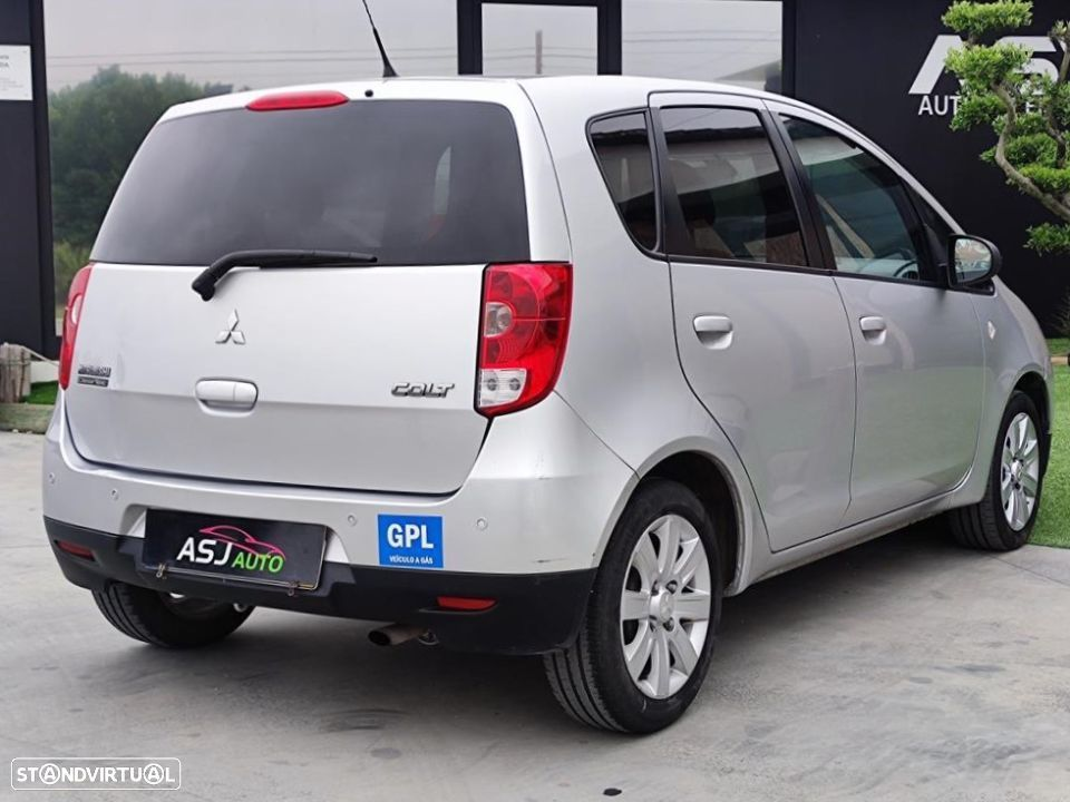 Mitsubishi Colt 1.3 Instyle ClearTec - 6