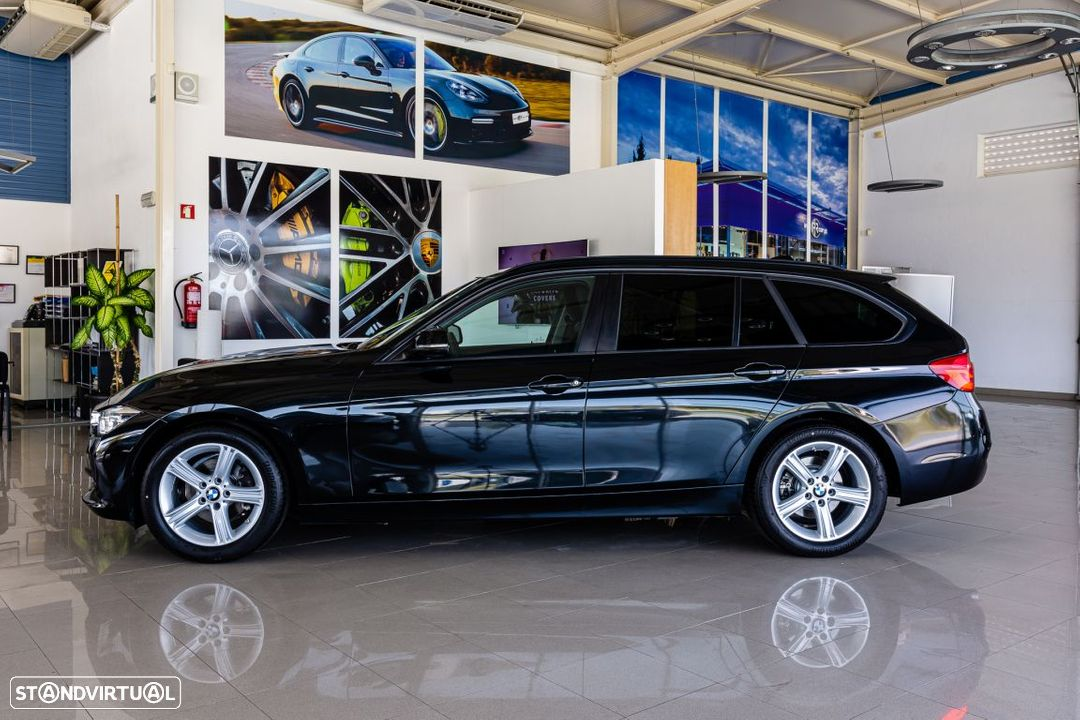 BMW 318 d Touring Ultimate Auto - 2