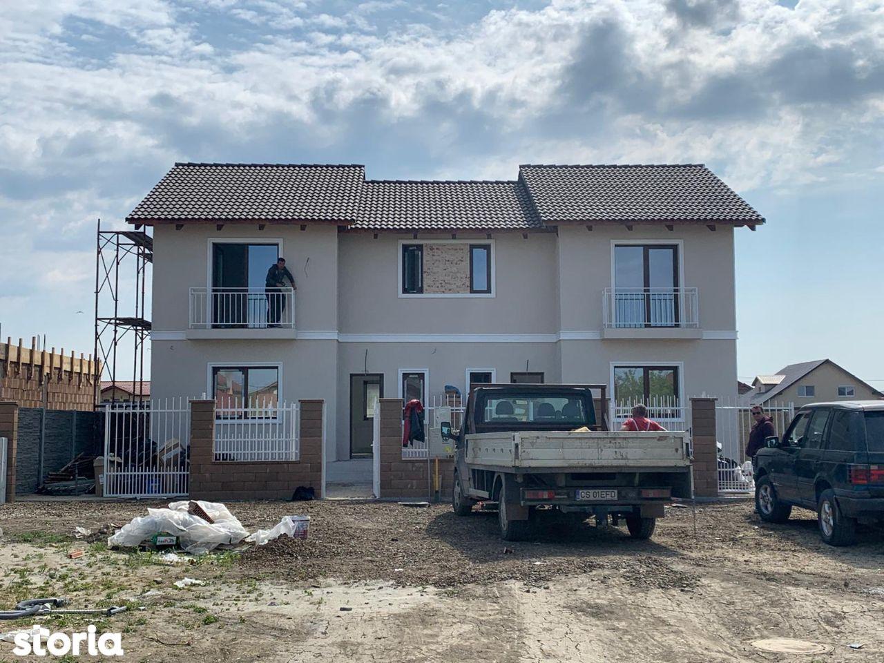 Mosnita Veche in sat - toate utilitatile - 3 camere - 87.000euro