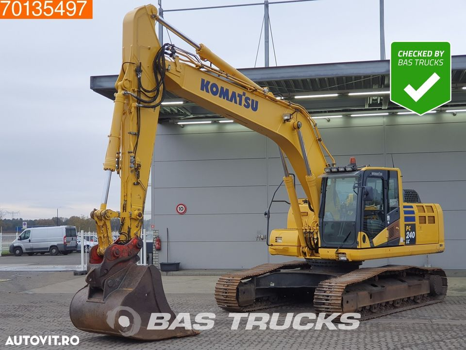 Komatsu PC240 LC-10 HAMMER LINE - Bucket - First owner - 1