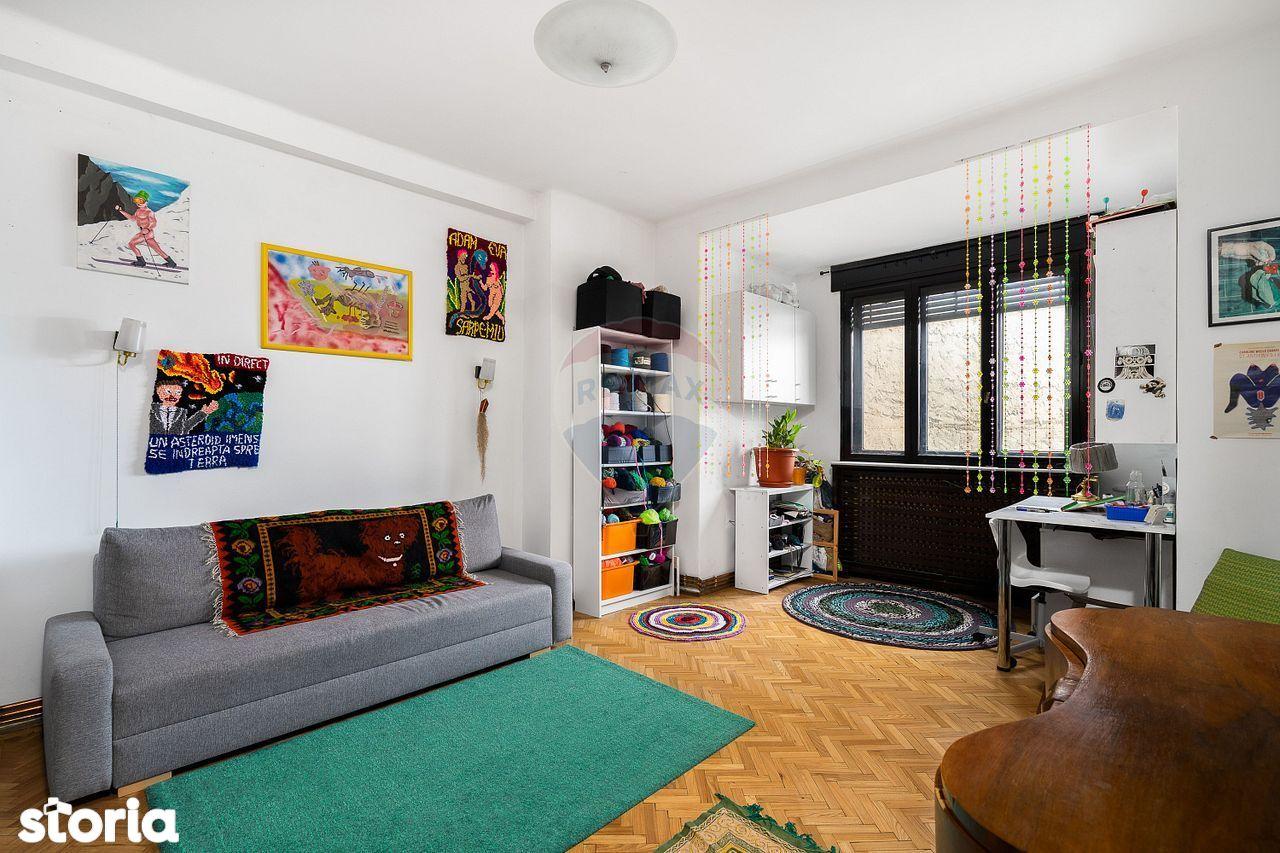 Apartament cu 3 camere Vasile Lascar - Comision 0