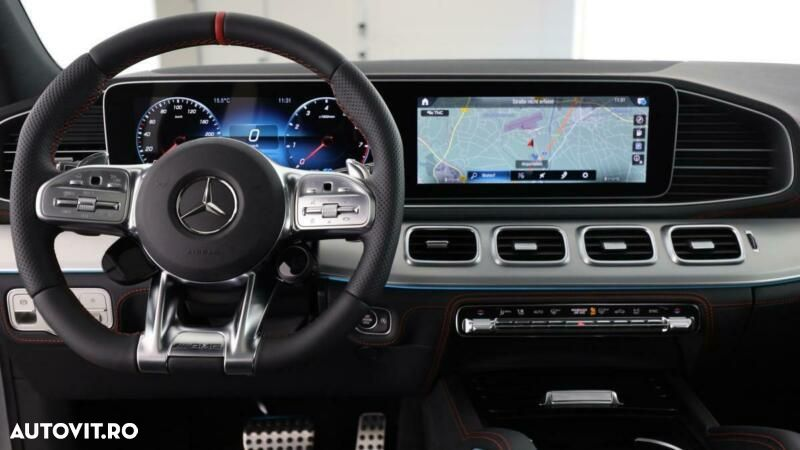 Mercedes-Benz GLE Coupe AMG - 8