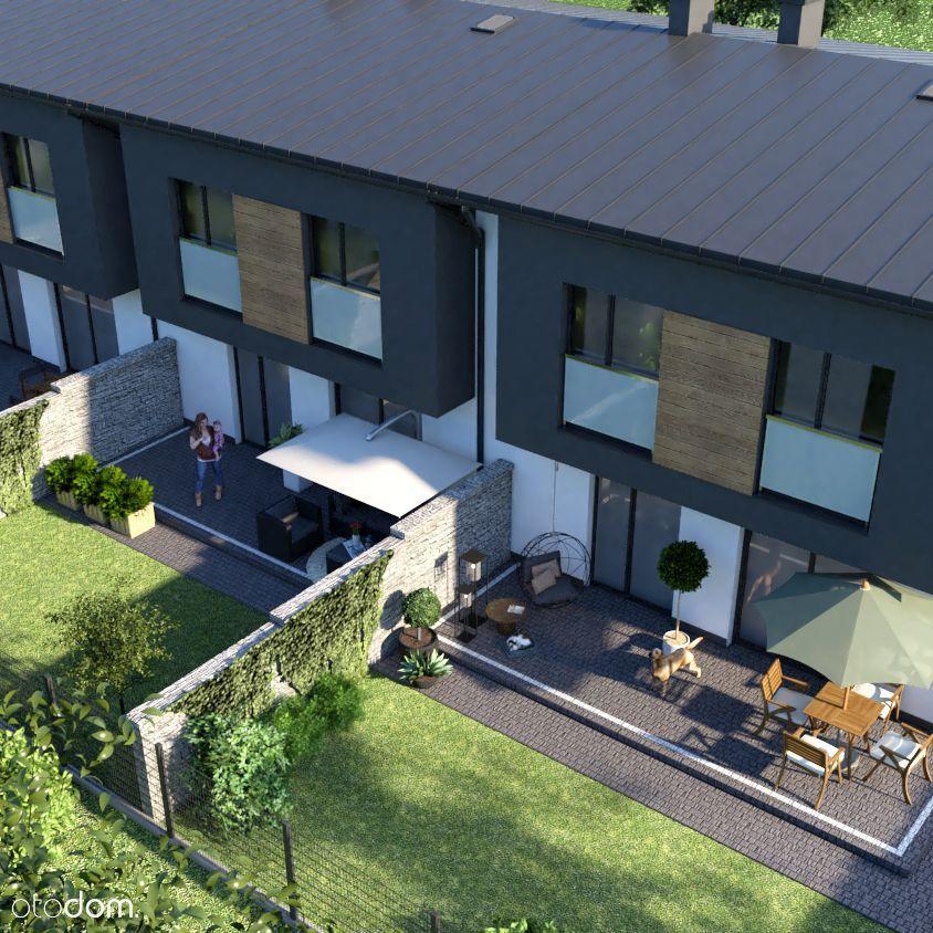 Nowe mieszkania na piętrze 60 m2, Zaczernie