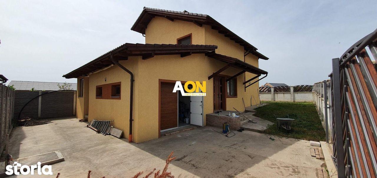 Casa 5 camere, garaj, terasa, pivnita, zona Alba-Micesti