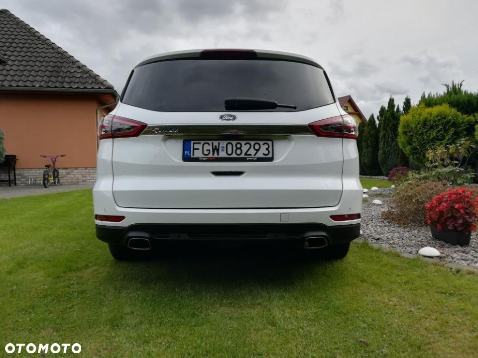 Ford S-Max 2018 Rok 180 KM AUTOMAT - 6
