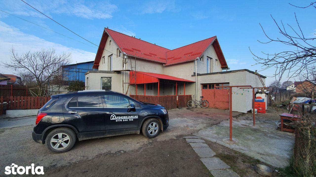Casa 228 mp, 500 mp teren, Mureșeni, 0% comision