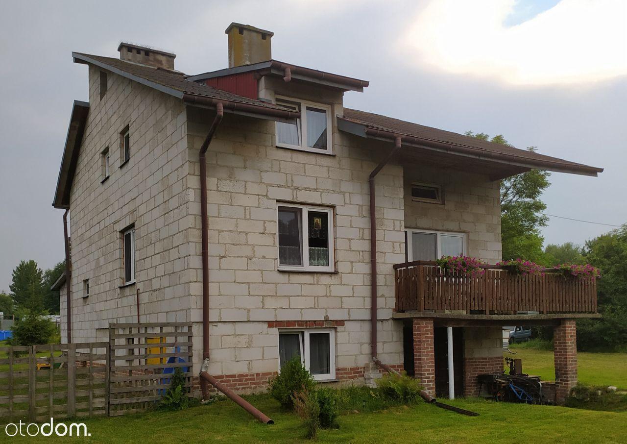 Dom z działką okolice Lubartowa, 18 km od Lublina