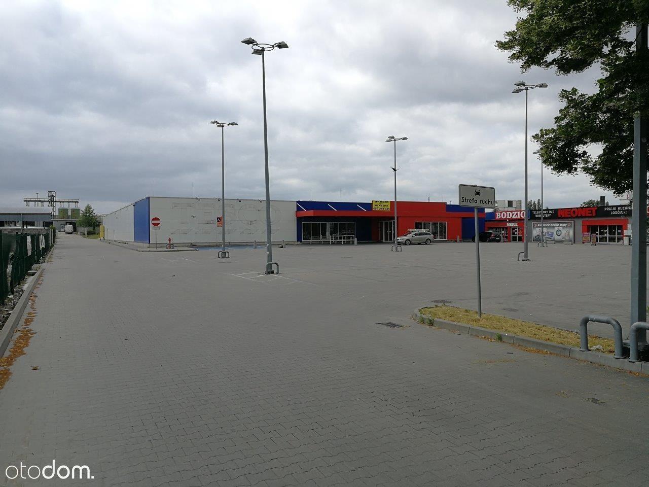 Obiekt handlowy - Hrubieszów, woj. lubelskie