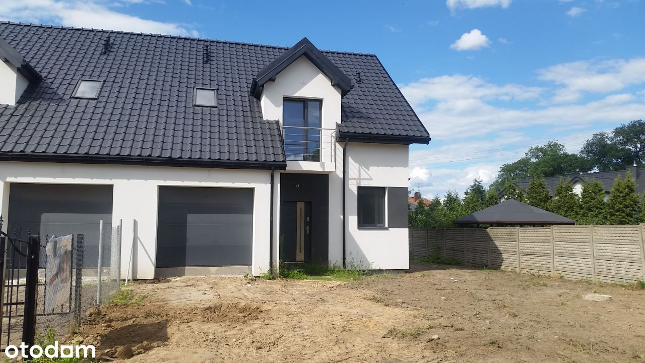 Nowy dom Zgierz Krzywie-Chelmy