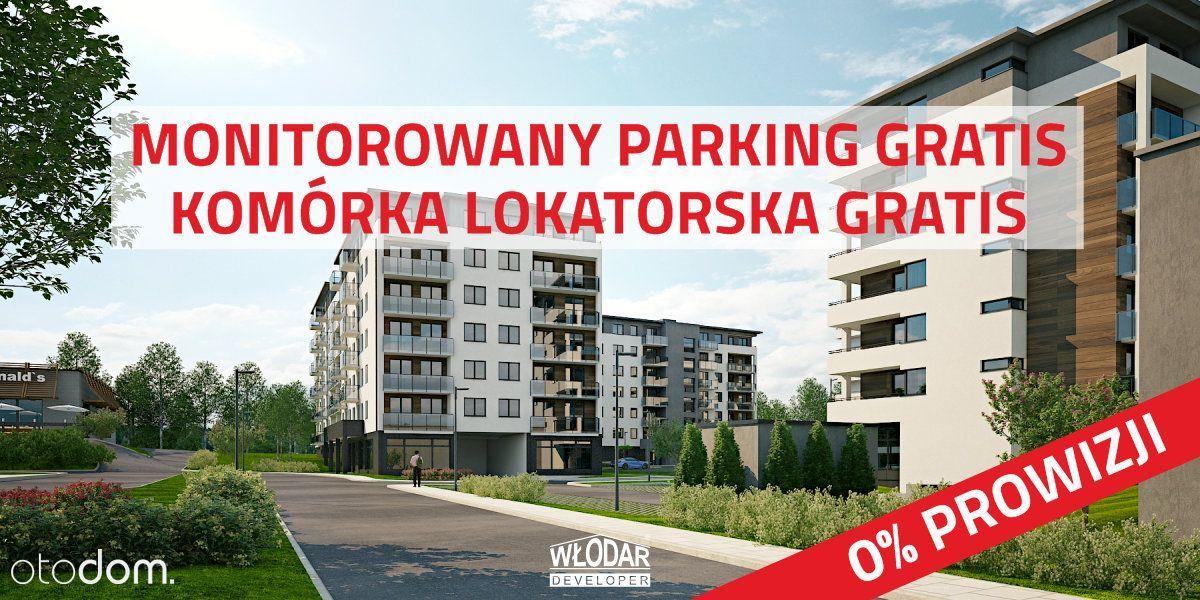 Okulickiego Park Parkitka 58,5m2 3 pokoje