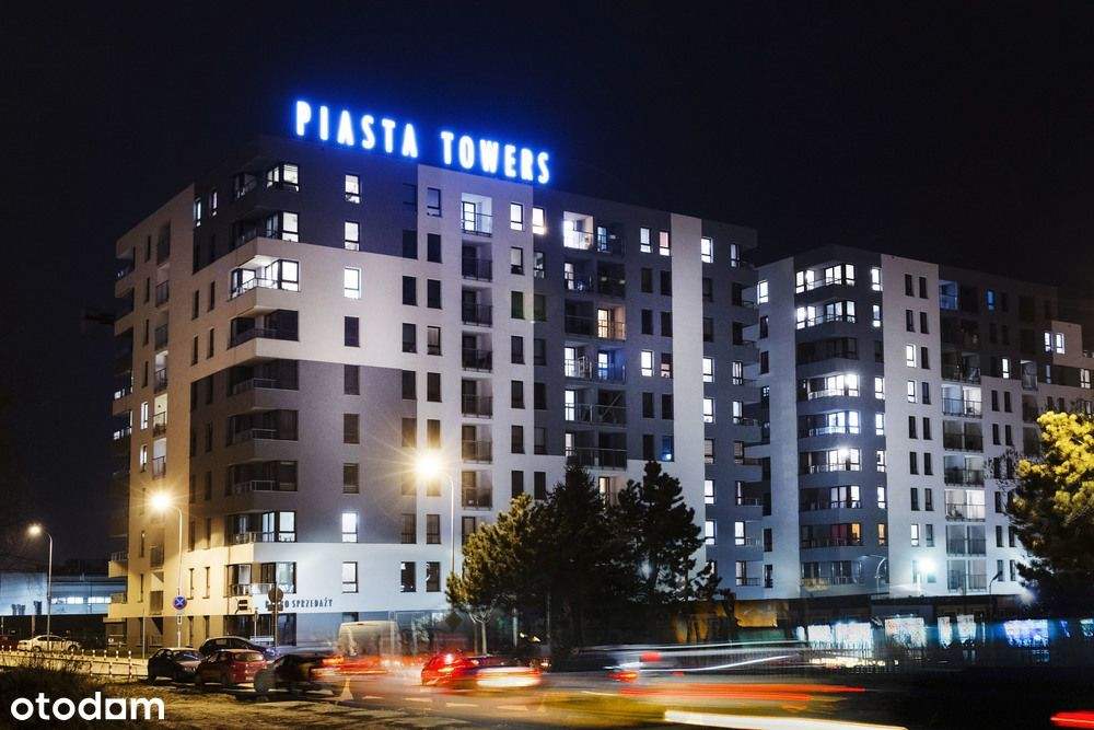 Nowe mieszkanie Piasta Towers M6-77