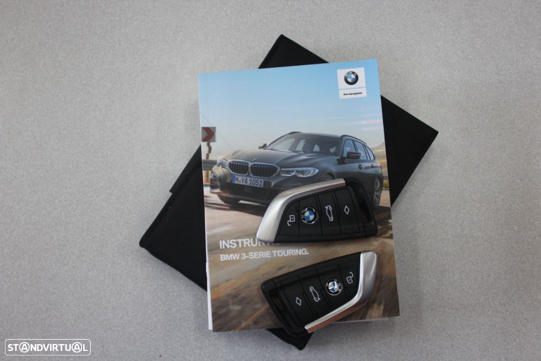 BMW 320 d Touring Pack M Auto - 43