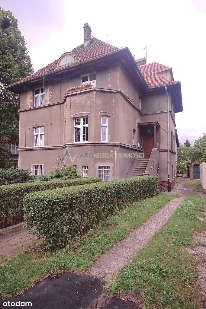 Pół willi lub niezależne trzy/cztery mieszkania