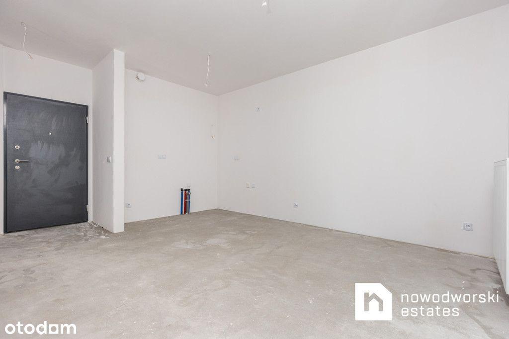 Dwupokojowy apartament w gotowej inwestycji