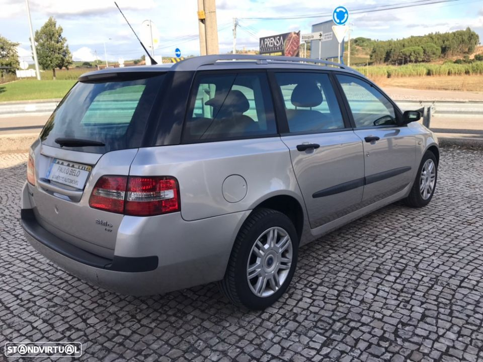 Fiat Stilo Multiwagon 1.6 16v**ArCondicionado**1Dono** - 16