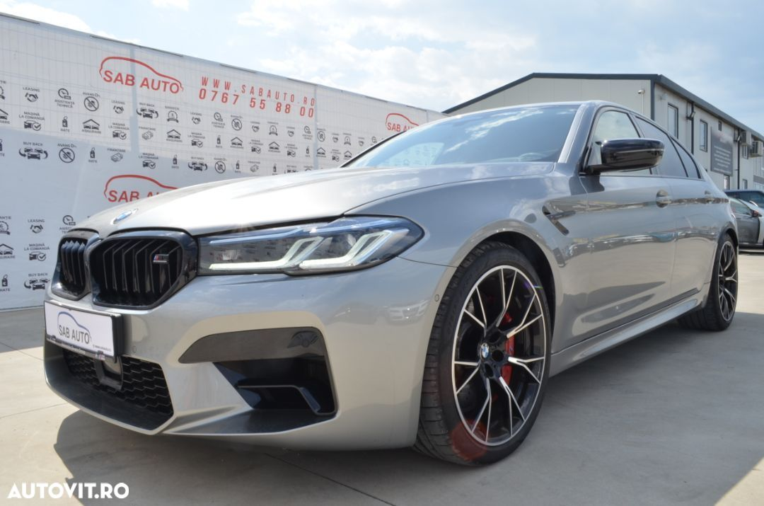 BMW M5 Competition - 24