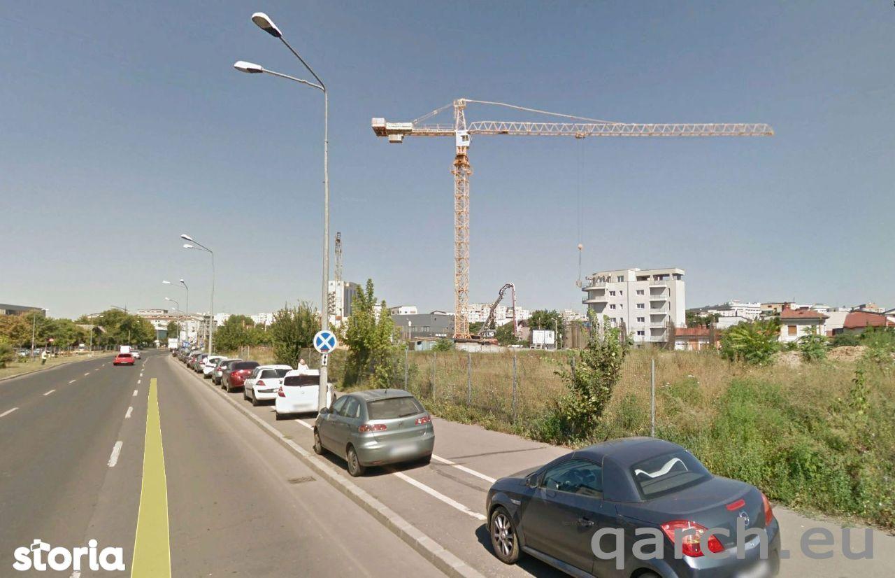 Teren zona Marriott, 13 Septembrie, ideal dezvoltare imobiliara