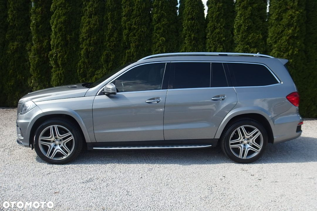 Mercedes-Benz GL 350 AMG Sportpaket Airmatic Panorama Dach DISTRONIC Night Vision - 2