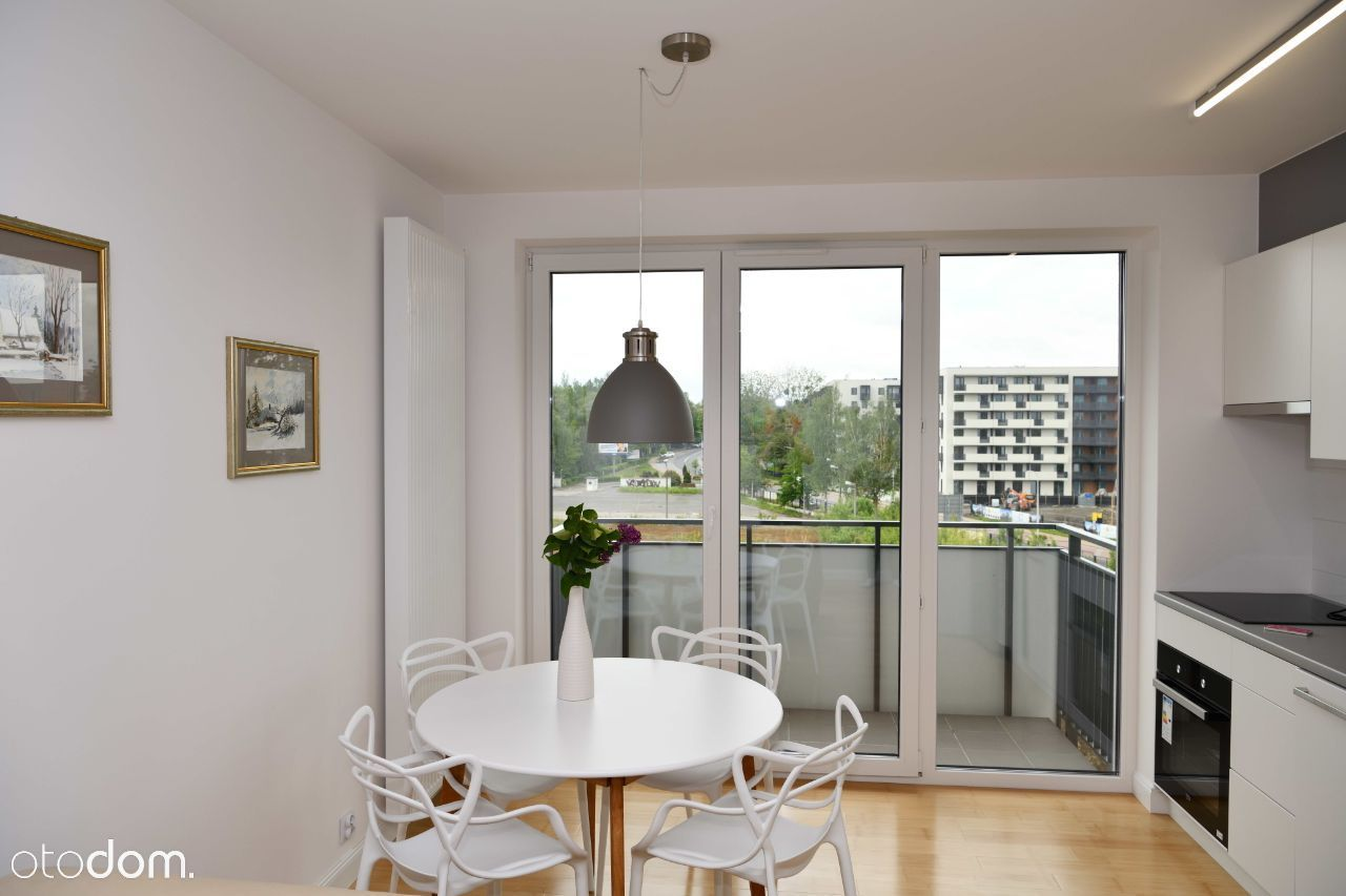 Mieszkanie, 34,45 m², Katowice