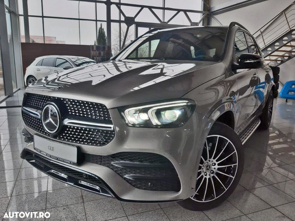 Mercedes-Benz GLE 450 - 1