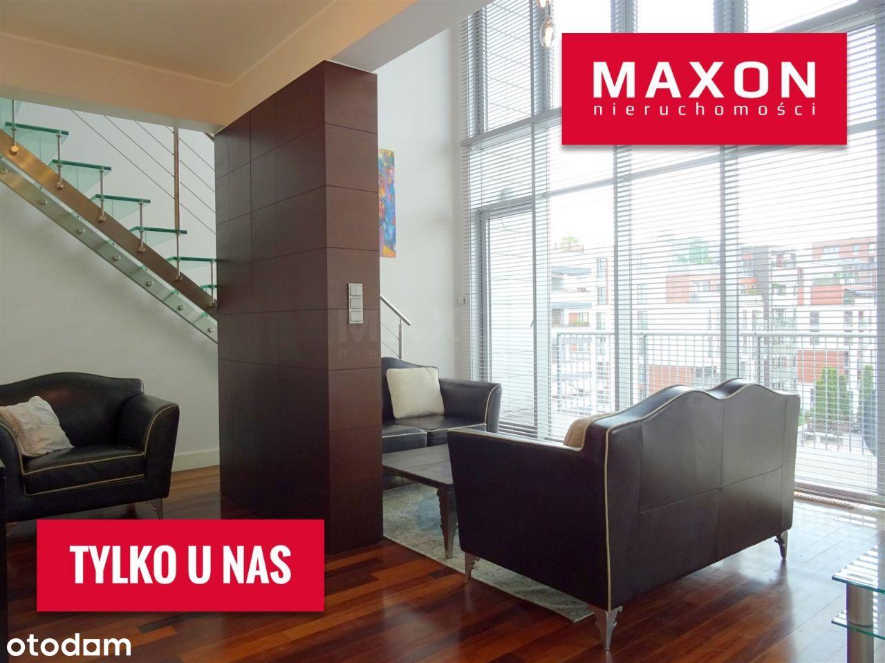 Apartament w stylu loftowym 2 parkingi Eko-Park