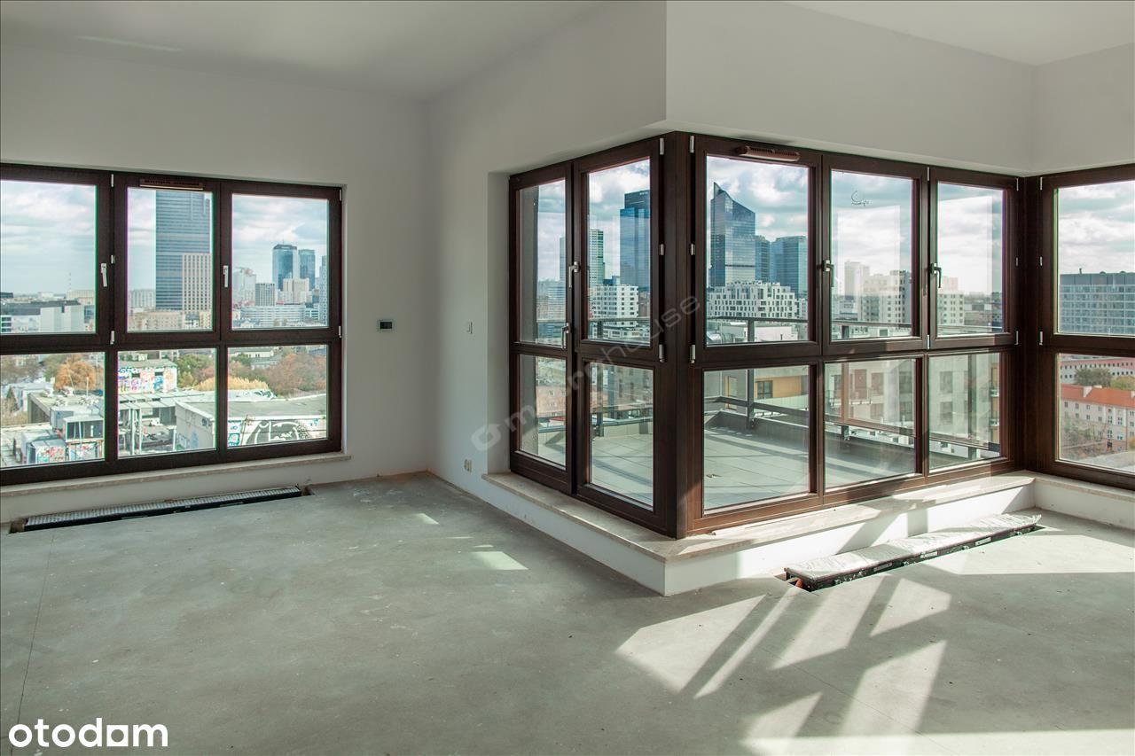 Apartament na 16 piętrze
