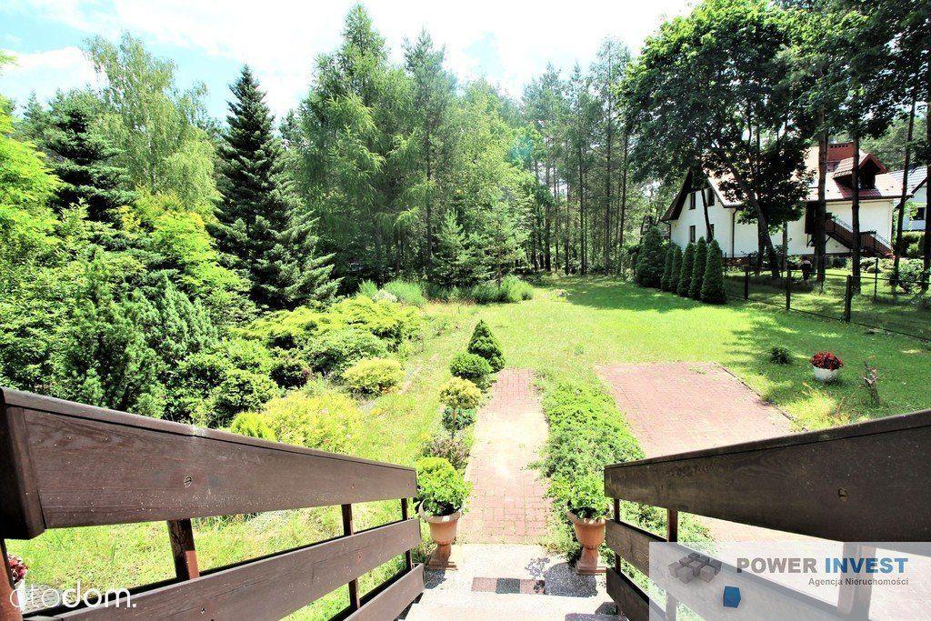 Dom pod lasem, ładne osiedle! Działka 1600m Okazja
