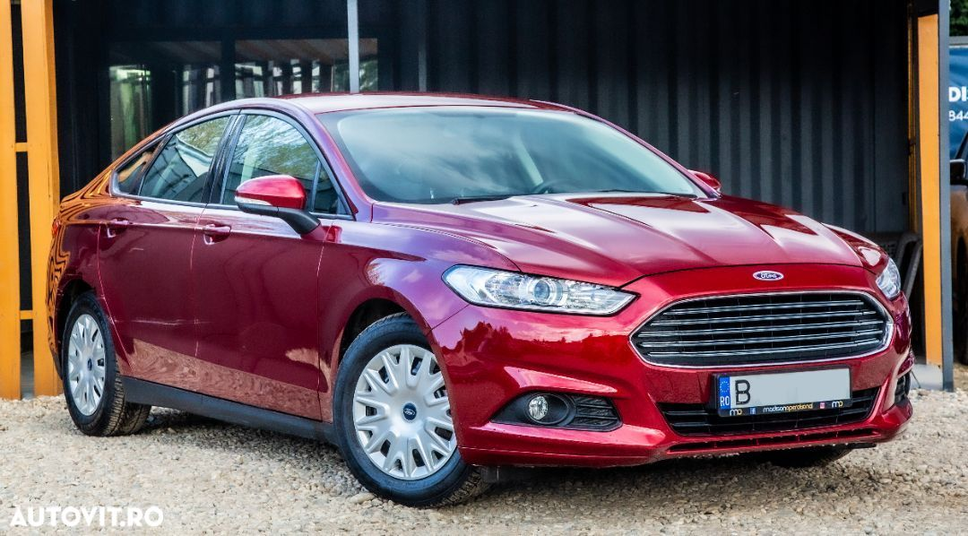 Ford Mondeo 1.5 - 2