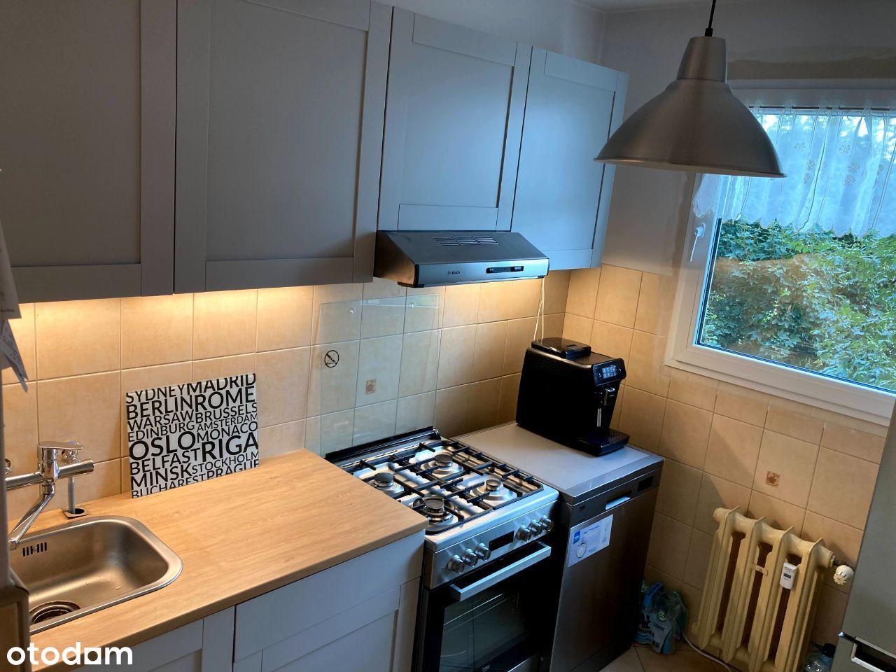 Mieszkanie-54m-2 pokoje duże-balkon-Maciejewicza