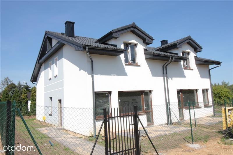 Dom bliźniak - Juszkowo