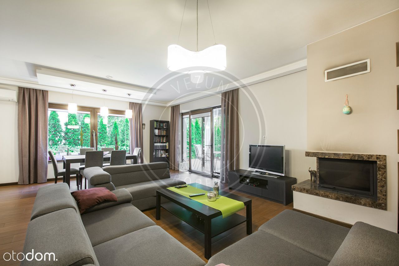 Wawer-Anin  dom 333m2   6pok   działka 1040m2  LUX