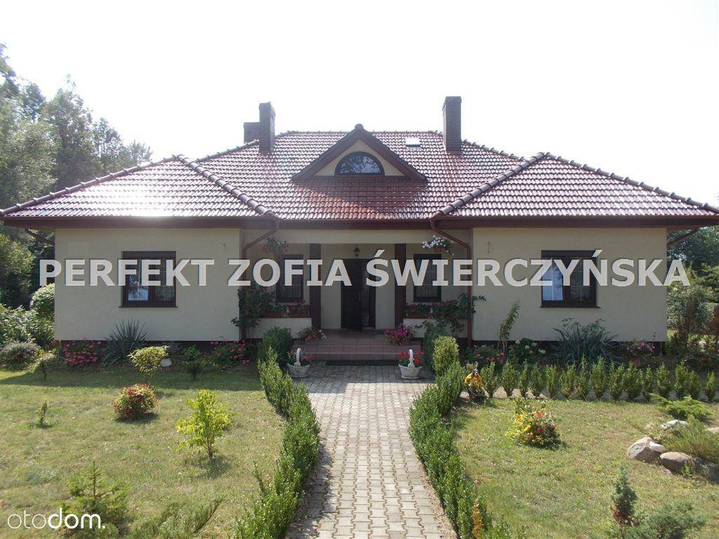 Dom wolnostojący 150m2 +garaż 60m2 dz.4200m2 Żary