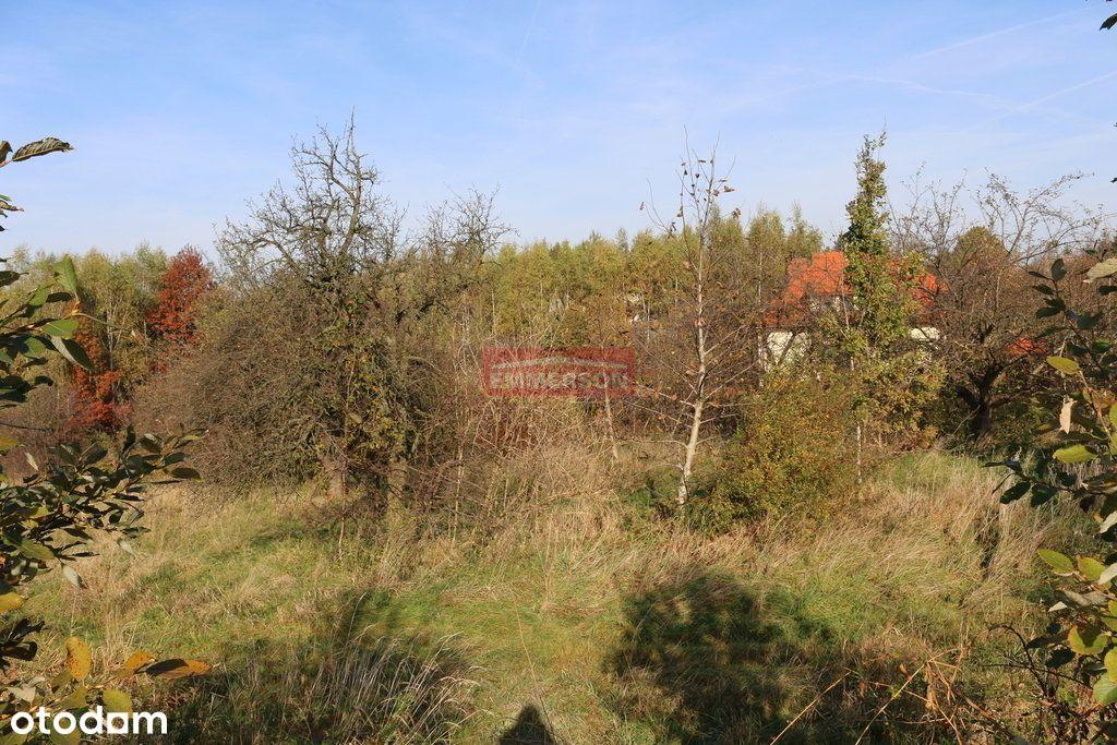 Działka 2200 m2 - na granicy z Wieliczką (Rożnowa)