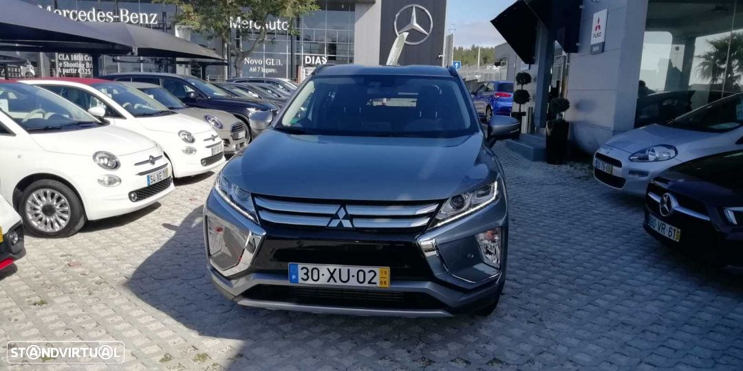 Mitsubishi Eclipse Cross (Eclipse Cross 1.5 MIVEC Intense) - 1