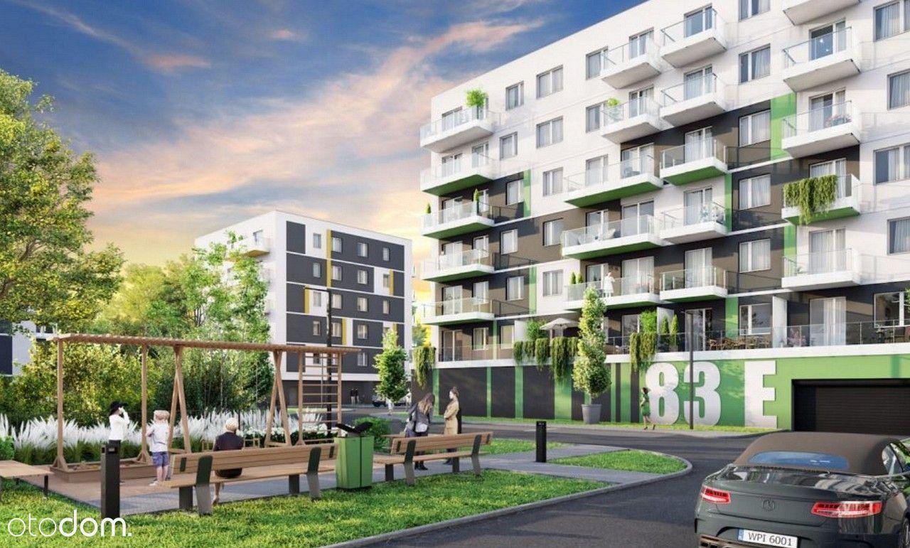 Luksusowy Apartament 48m2, 2 pok, Wysokie Rabaty!