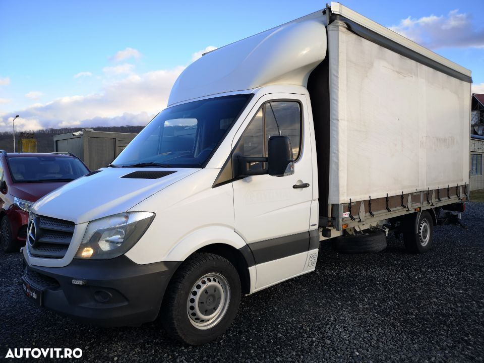 Mercedes-Benz Sprinter Prelata Lift 8 paleti - 11