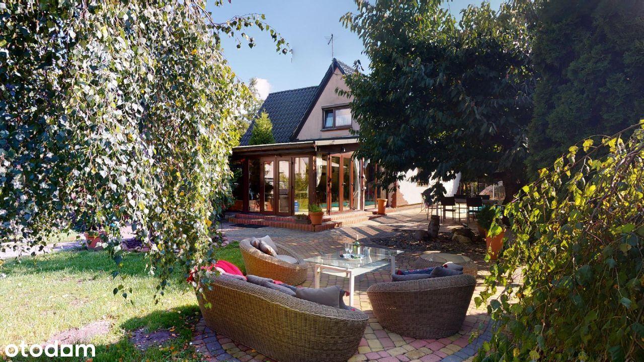 Dom ogród zimowy Basen +budynek 0%PROWIZJI
